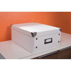 Handy Mate Dosya Arşiv Kutusu (24x32x13 cm) - Beyaz
