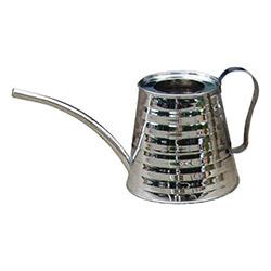 Agromak 5540 Paslanmaz Çelik Sulama Kabı - 2,5 litre