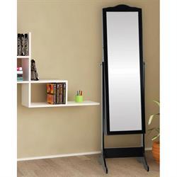 Westinnhouse Aynalı Takı Dolabı - Siyah