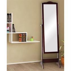 Westinnhouse Aynalı Takı Dolabı - Kahverengi