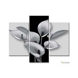 Artmodel 004 Flowers - 90x70 cm
