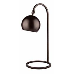 Fivorno Moddy Antik Oynar Başlıklı Masa Lambası - Kahverengi