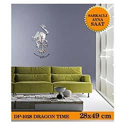 Dragon Sarkaçli Ayna Saat 28X49 Cm