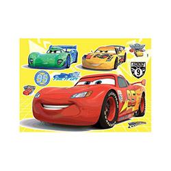 Disney Cars Duvar Sticker 68x48 cm
