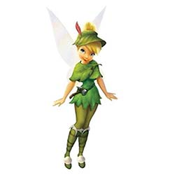 Fairies 19 cm Karanlıkta Parlar