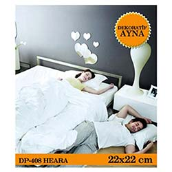 Heara Ayna Sticker 22x22 cm