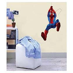 Spiderman Duvar Sticker 31X68 Cm  1 Tabaka