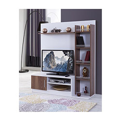 Alpino Katre Tv Ünitesi - Beyaz / Venezia