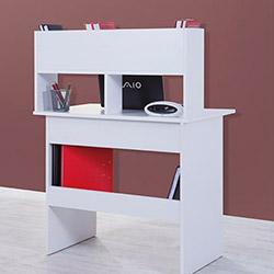 Alpino Rita Çalışma Masası - Beyaz / Venezia