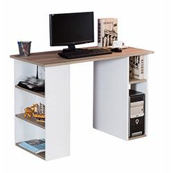 Alpino Floris  Bilgisayar Masası - Cordoba / Beyaz