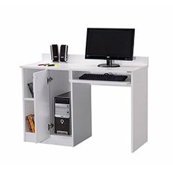 Alpino Paris Genç Odası Bilgisayar Masası - Beyaz