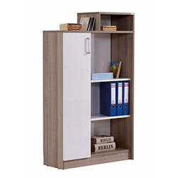 Alpino Evita Ofis Kitaplıklı Dolap- Cordoba / Beyaz