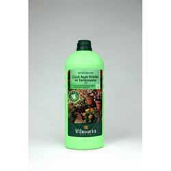Vilmorin Çiçek Açan Bitki ve Sardunya İçin Sıvı Besin -1 Litre