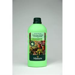 Vilmorin Çiçekli Bitki ve Sardunya İçin Sıvı Besin - 500 ml