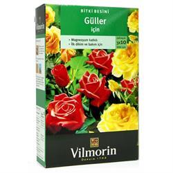 Vilmorin 6412562 Gül İçin Katı Bitki Besini - 800 gr