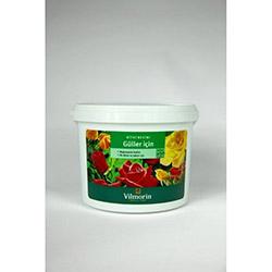 Vilmorin 67401 Gül  İçin Sıvı Bitki Besini - 4 Kg