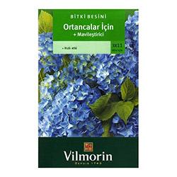 Vilmorin 6416033 Ortanca Mavileştirici Besin - 800 gr
