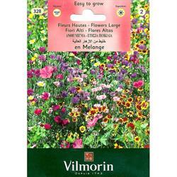 Vilmorin Uzun Boylu Çiçekler Tohumu