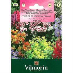 Vilmorin Çok Yıllık Karışık Çiçekler Tohumu