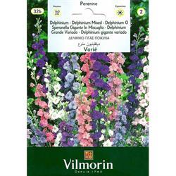 Vilmorin Süvari Mahmuzu Hazeran Çiçeği Tohumu