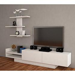 House Line Ege Tv Ünitesi - Beyaz