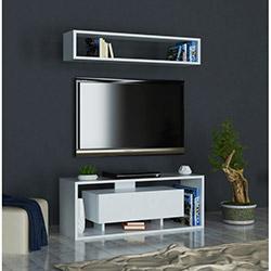 House Line Derya Tv Sehpası - Beyaz