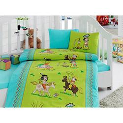 Cotton Box Apaci Bebek Nevresim Takımı - Yeşil