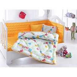 Cotton Box Cik Cik Bebek Uyku Seti - Sarı