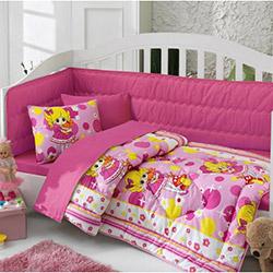 Cotton Box Harikalar Dünyası Bebek Uyku Seti - Pembe