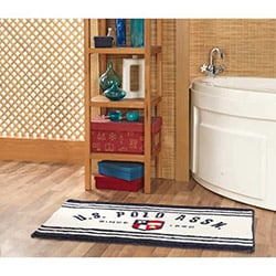 Us Polo Assn Beckley Banyo Paspası - 60x100 cm
