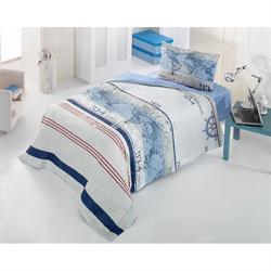 Cotton Box Tek Kişilik Genç Complete Set - Mavi