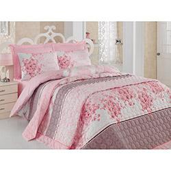 Cotton Box Sonya Comfort Çift Kişilik Dört Mevsim Set - Pudra
