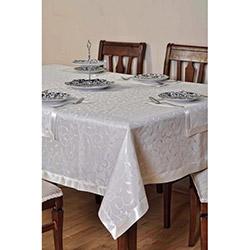 Special Leke Tutmaz Masa Örtüsü (Krem) - 160x220 cm