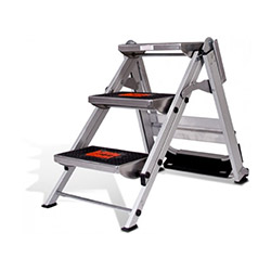 Little Giant Safety Step 3 Basamaklı Merdiven