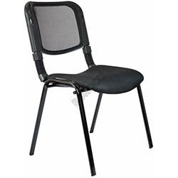 Bürocci Form Sandalye - Siyah