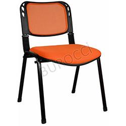 Bürocci Fileli Form Sandalye - Turuncu