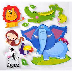 Secret HA025  3D Changel Çocuk Sticker