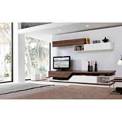 Casa Bonita Image Tv Ünitesi - Haliç Metalik İnci