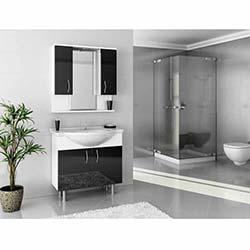 Bestline Vira 80 Banyo Dolabı - Siyah