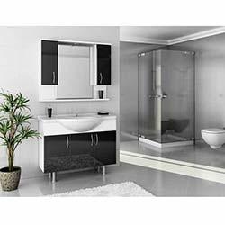 Vira 106 Banyo Dolabı Siyah