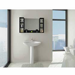 Hercai Lavabo Üstü Açık Banyo Dolabı -  0143