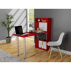 Flamingo Çalışma Masası - Kırmızı