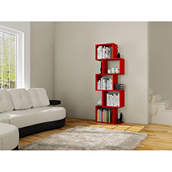 Bestline Meriç Kitaplık - Kırmızı