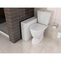 Bestline Smart Fonksiyonel Çekmeceli Banyo Dolabı - Beyaz