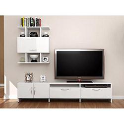 House Line Neva TV Ünitesi - Beyaz