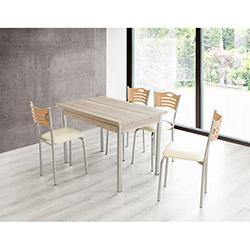 Bestline Palm Yandan Açılır Masa ve Sandalye Takımı (6 Sandalyeli) - Cordoba