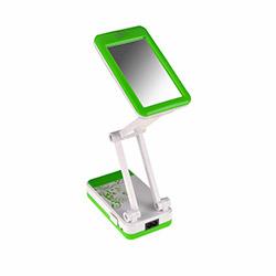 Violight Şarjlı Ledli Masa Lambası - Yeşil