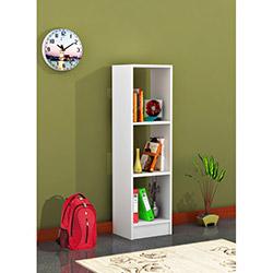 Comfy Home Begonya Mini Kitaplık - Beyaz