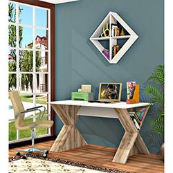 Comfy Home Karizmax Çalışma Masası - Beyaz