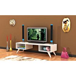 Comfy Home Açelya Tv Ünitesi - Beyaz